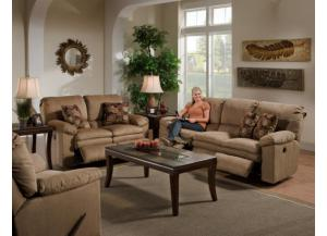 Impulse Cafe Reclining Loveseat