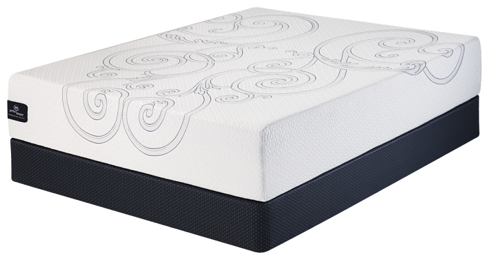 Hollinbank Memory Foam Queen Set,Serta Mattresses