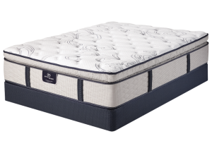 MoonRidge Super Pillow Top Full Set,Serta Mattresses