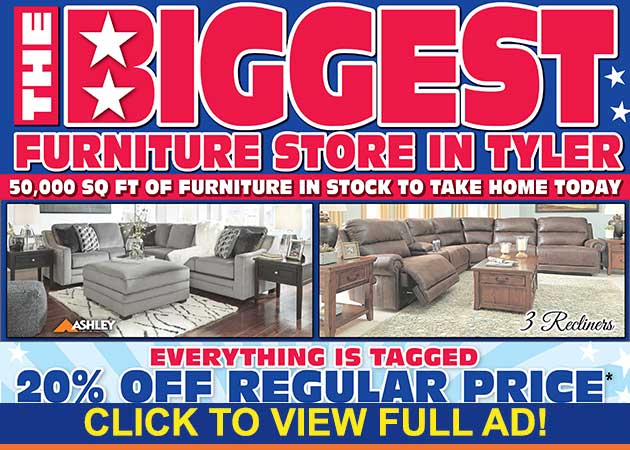 Biggest Furniture Store in Tyler