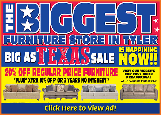 Big As Texas Sale