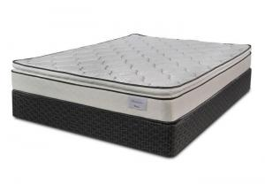 Charleston King Mattress w/ Foundation