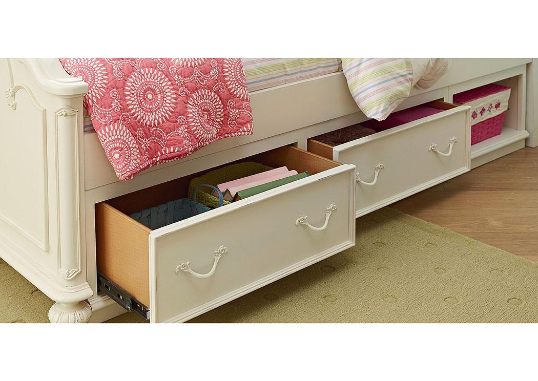 squan furniture charlotte antique white w