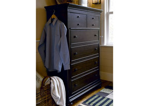 Paula Deen Down Home Molasses Drawer Chest