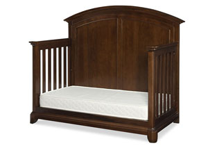Impressions Classic Clear Cherry Toddler Daybed and Guard Rail