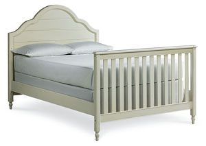 Inspirations by Wendy Bellissimo Morning Mist Toddler Daybed and Guard Rail