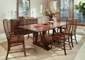 Blue Ridge 7 Piece Dining Room Set
