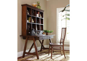 Blue Ridge Imagination Desk and Hutch