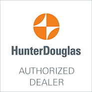 Hunter Douglas Authorized Dealer