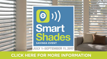 Smart Shades Savings Event