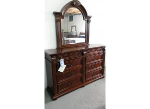 Ashley Cherry Dresser