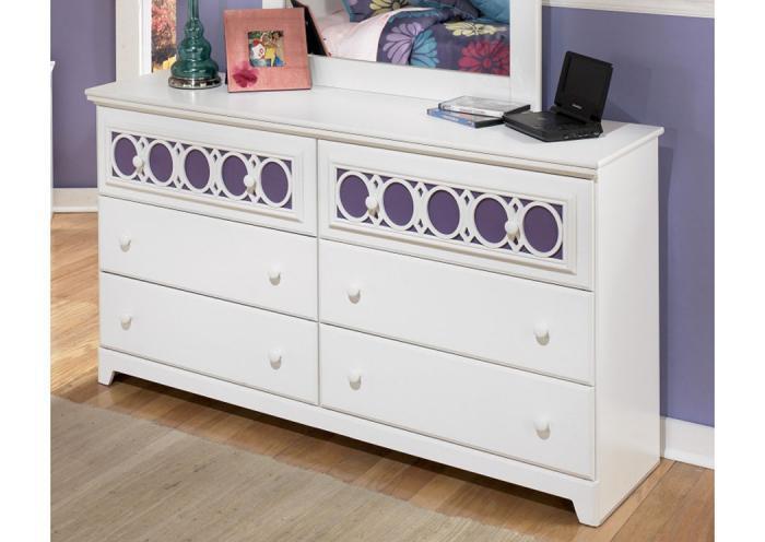 Yb11 Colors White Dresser