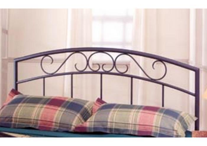 Wendall Full/Queen Metal Headboard,Taft Furniture Showcase