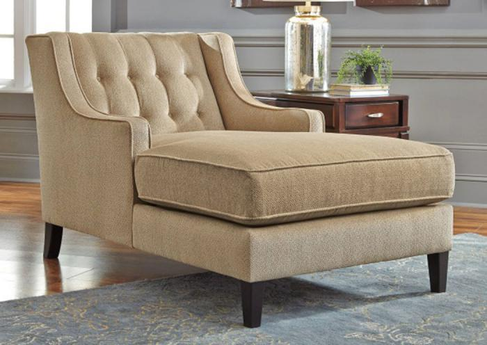 LR77 Bisque Chaise from the Lockleight Collection,Taft Furniture Showcase