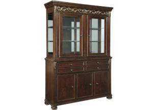 DR69 Traditional China Cabinet
