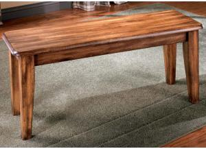 DR5 Rustic Brown Bench