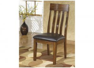 DR23 Rustic Charm Side Chairs: Set of Two