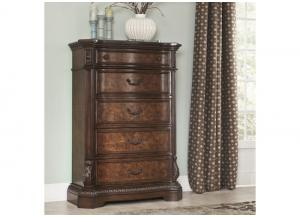 MB32 European Manor Chest