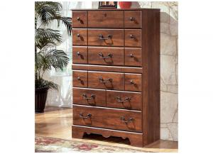 MB33 Warm Cherry Chest