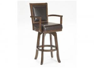 WS30-08 - Swivel Bar Stool
