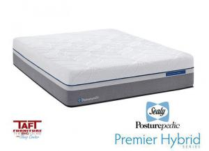 Sealy Posturepedic Hybrid Plush Queen Mattress