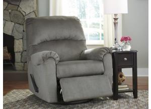 Bron Alloy Swivel Glider Recliner