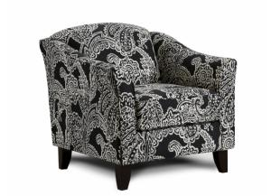 Trixi Onyx Accent Chair