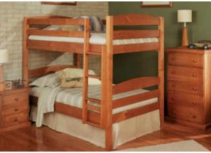 Pine Ridge Twin/Twin Bunk Bed