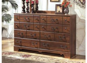 MB33 Warm Cherry Dresser