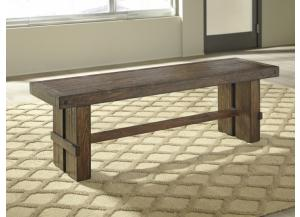 DR91 Dark Brown Dining Bench