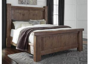 Tahoe King Poster Bed