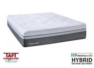 Sealy Posturepedic Hybrid Cushion Firm Full Mattress