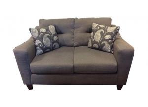 LR109 Apex Cinder Loveseat