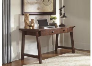 HO20 Dark Brown Large Leg Desk