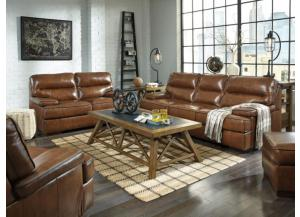 Project Topaz Leather Seating Sofa