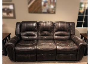 LR108 Performance Reclining Sofa