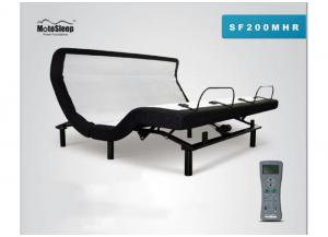 MottoSleep SF200MHR Head and Foot Adjustable Twin XL Base w/ Massage and Automatic Tilt Headrest