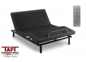 Serta Motion Essentials III Adjustable Head and Foot Twin XL Base w/ Zero Gravity Positioning and a Wirless Remote