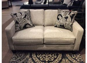 Basic Berber Loveseat