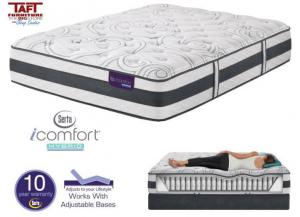 Serta® iComfort® Hybrid Applause Plush Twin Mattress