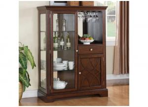 DR64 Belmont Display Cabinet