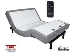 MottoSleep FB200BT Wireless Head and Foot Adjustable Twin XL Base