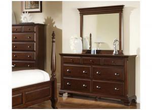 Taft Furniture & Sleep Center MB36 Traditional Cherry