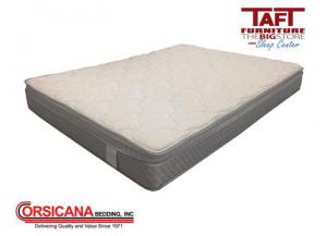 corsicana broyton pillow top twin mattress
