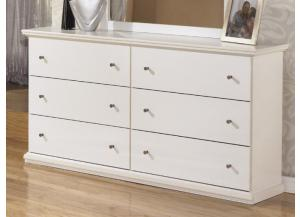 MB5 Cottage White Dresser