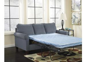 Denim Queen Sleeper Sofa from the Zenith Collection