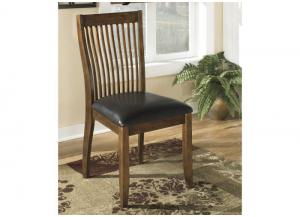 DR8 Comb Back Upholstered Side Chairs: Set of 2