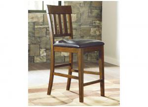 DR23 Rustic Charm Counter Stools: Set of 2