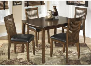 DR8 Comb Back Dining Table & 4 Chairs