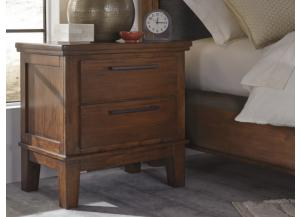 MB120 Rustic Charm Nightstand